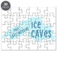Lake Superior Ice Caves Puzzle