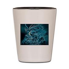 Unique Dragon Shot Glass