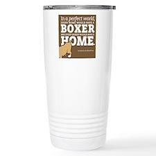 A Home for Every Boxer Travel Mug
