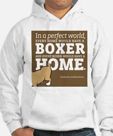 A Home for Every Boxer Hoodie