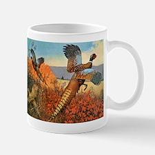 Pheasant Bird Mug