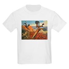 Pheasant Bird (Front) T-Shirt
