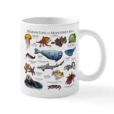 Marine Life of Monterey Bay Mug