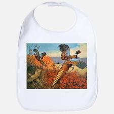Pheasant Bird Bib