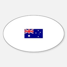 Australian Flag Decal