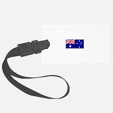 Australian Flag Luggage Tag