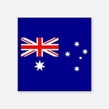 Australian Flag Sticker