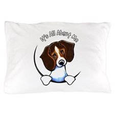 Tricolor Beagle IAAM Pillow Case