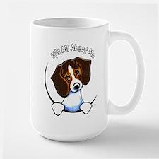 Tricolor Beagle IAAM Mug
