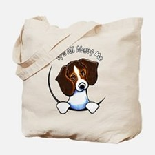 Tricolor Beagle IAAM Tote Bag