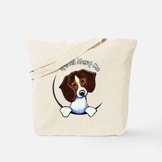 Tricolor Beagle IAAM Tote Bag