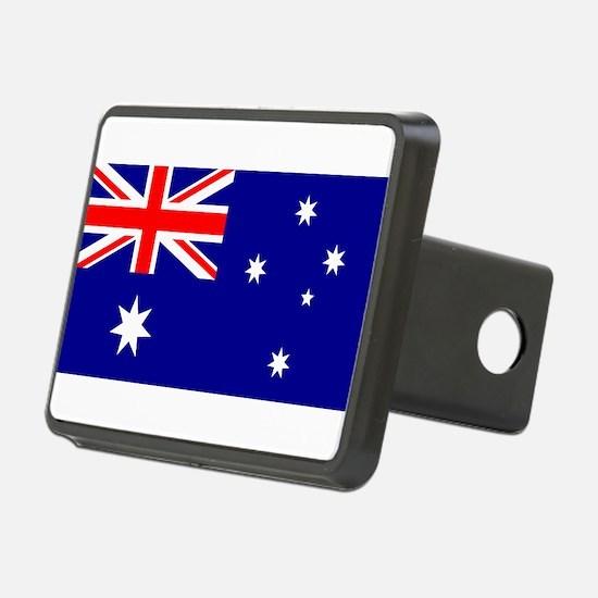 Australian Flag Hitch Cover