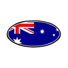 Australian Flag Patches
