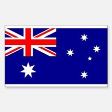 Australian Flag Stickers