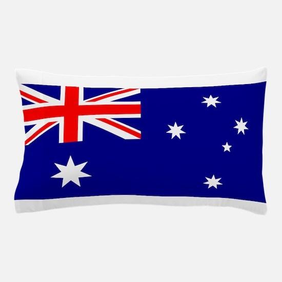 Australian Flag Pillow Case