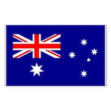 Australian Flag Decal