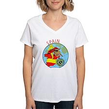 Spain Global Roaming T-Shirt