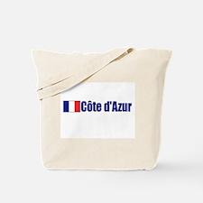 Cote d'Azur, France Tote Bag