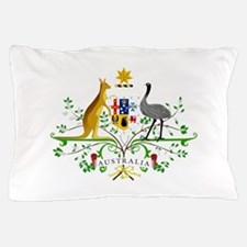 Australian Emblem Pillow Case