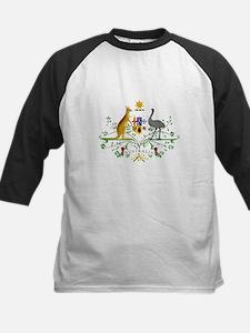 Australian Emblem Baseball Jersey