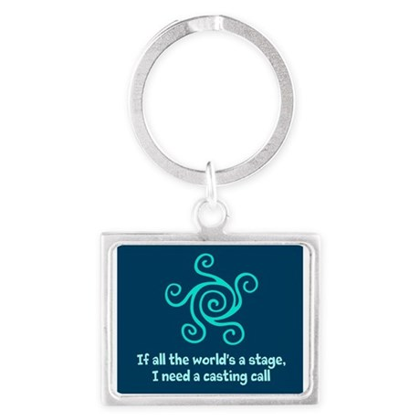 Casting Call Keychains