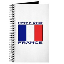 Cote d'Azur, France Journal