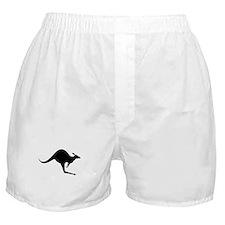 Australian Kangaroo Boxer Shorts