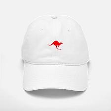 Australian Kangaroo Baseball Baseball Baseball Cap