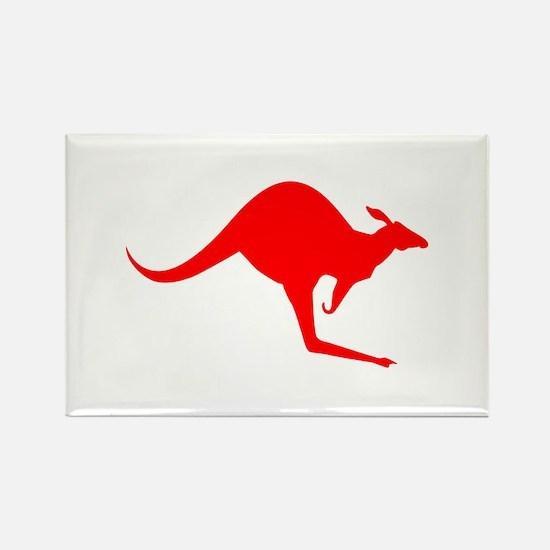 Australian Kangaroo Magnets