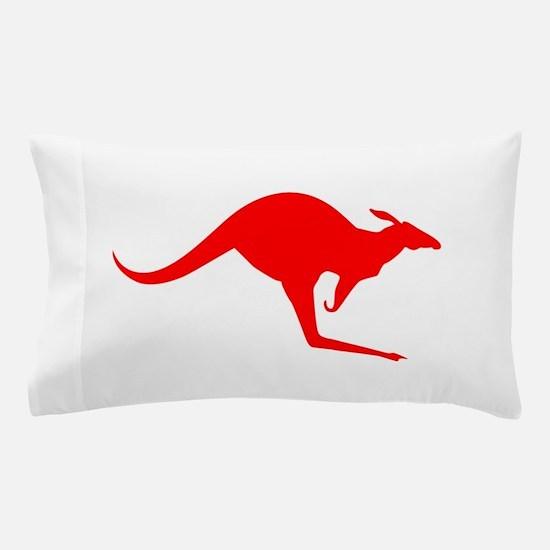 Australian Kangaroo Pillow Case