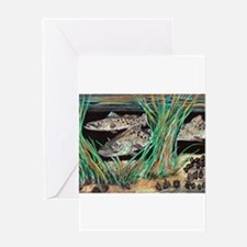 Speckled Trout Greeting Cards