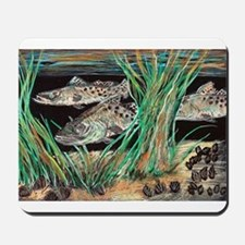Speckled Trout Mousepad