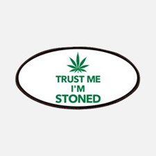 Trust me I'm stoned marijuana Patches