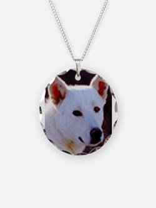 canaan dog Necklace