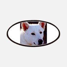 canaan dog Patches