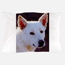 canaan dog Pillow Case