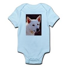 canaan dog Body Suit