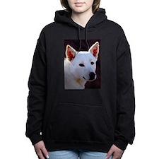 canaan dog Hooded Sweatshirt
