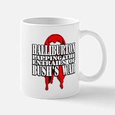 Bush's War for Halliburton Mug