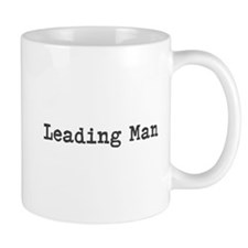 Leading Man Mugs