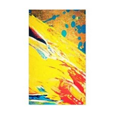 Abstract Art Decal