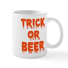 Trick or beer Mug