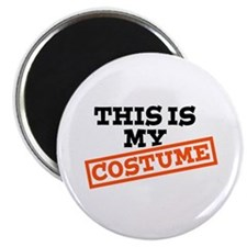 """This is my costume 2.25"""" Magnet (10 pack)"""