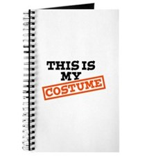 This is my costume Journal