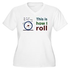 This is how I roll Plus Size T-Shirt