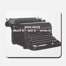 Your Story Mousepad