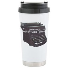 Your Story Travel Mug