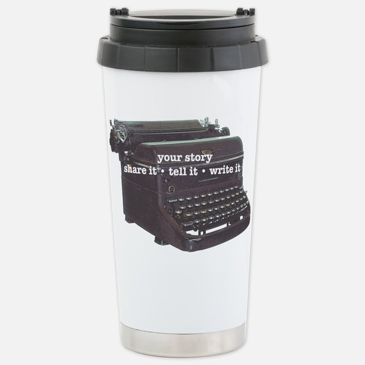 Your Story Travel Mug