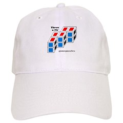 THROW A FIT - GAME PUZZLES Baseball Cap