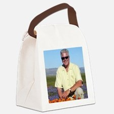 Huell Howser Canvas Lunch Bag